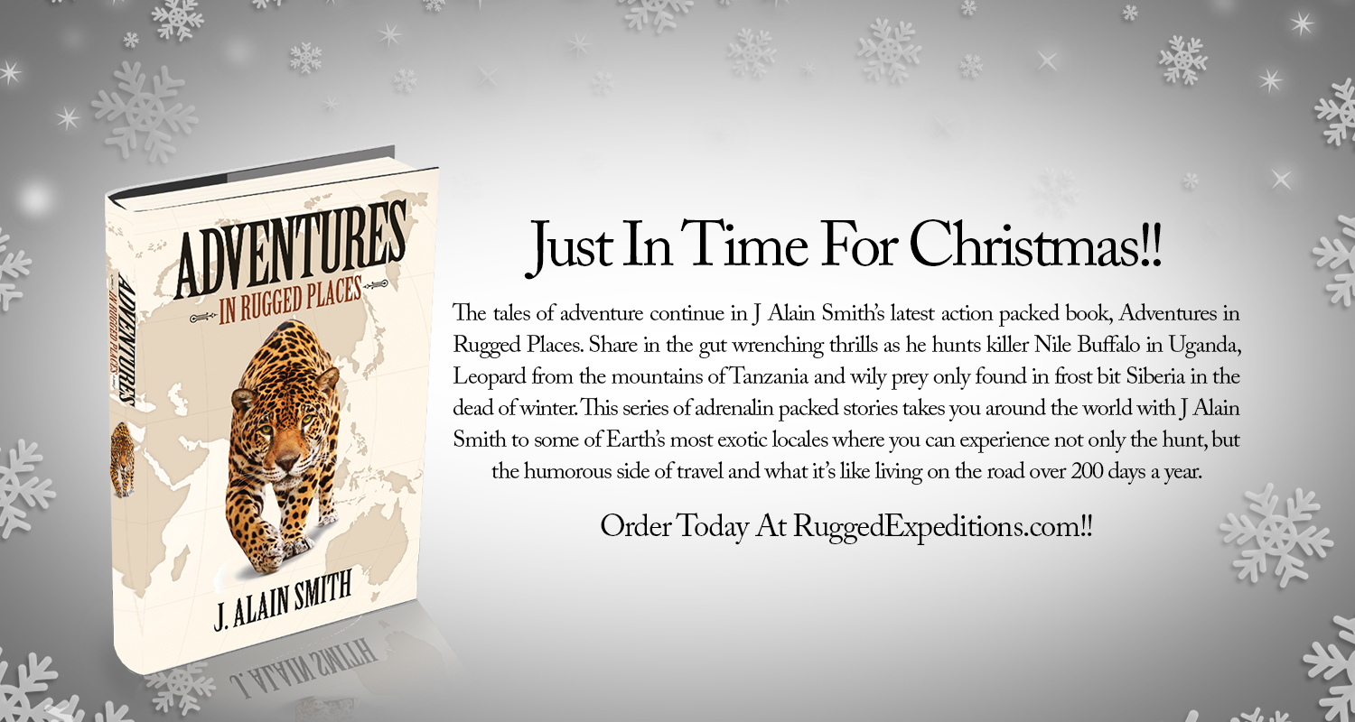 Update: Adventures In Rugged Places, Place Your Order Now!!