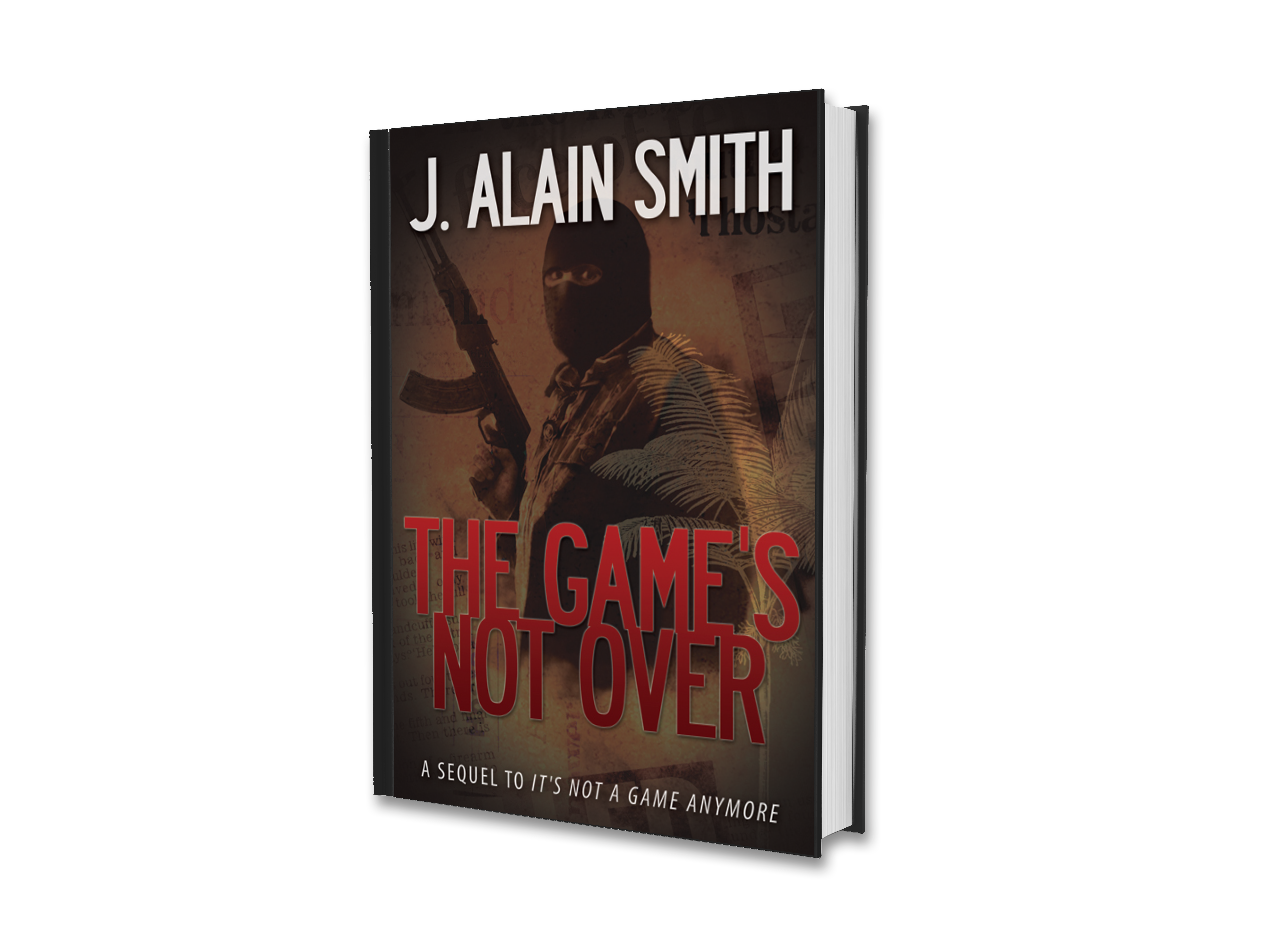 The Game's Not Over (Series Book 2) – PDF eBook