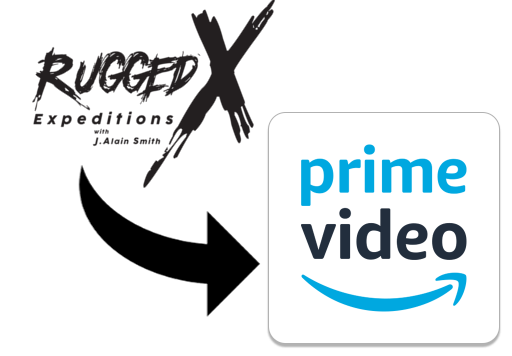 Rugged X is now on Prime!