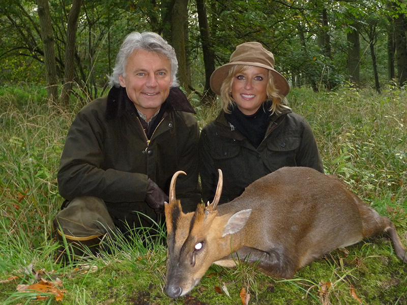 shelley-mason-and-i-with-a-muntjac